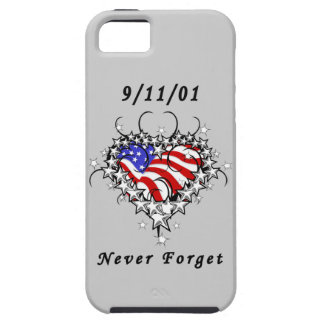 911 Tattoo Never Forget iPhone SE/5/5s Case