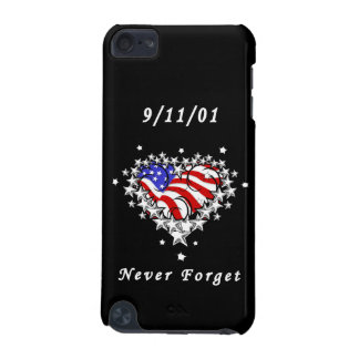 911 Tattoo Never Forget iPod Touch 5G Cases