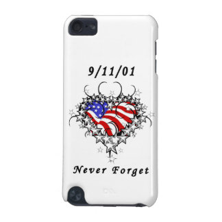 911 Tattoo Never Forget iPod Touch 5G Covers