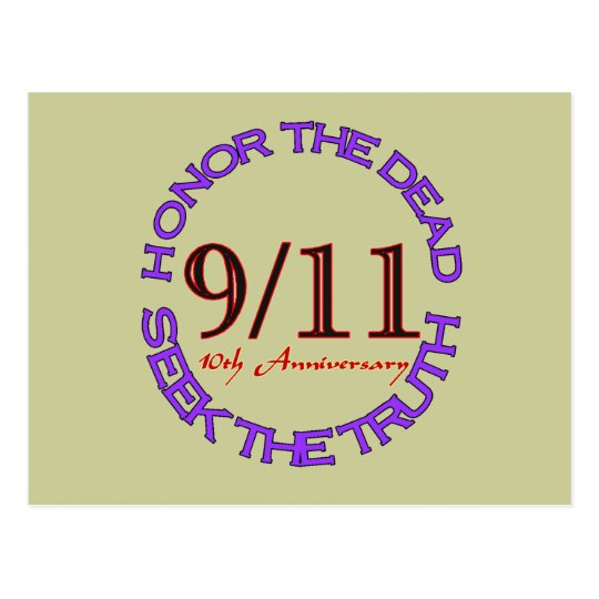 911 Tenth Anniversary Cards