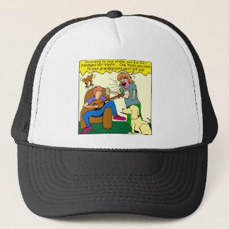 911 thank you card cartoon trucker hat