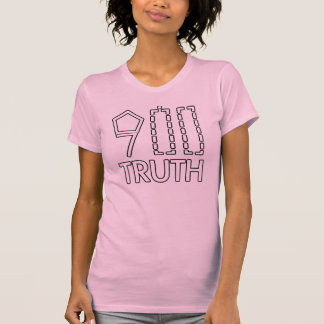 911 Truth Camisole T-Shirt