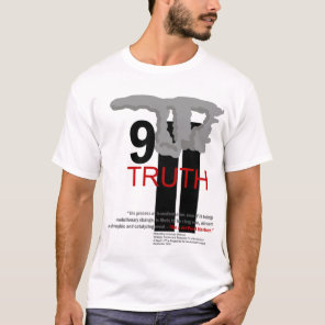 911 Truth Towers T-Shirt