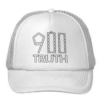 911 Truth Trucker Hat