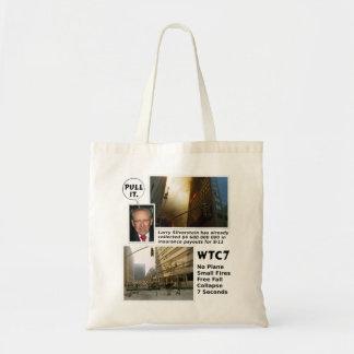 911 Truth WTC7 Pull It bag
