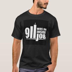 911 was an inside job t shirt