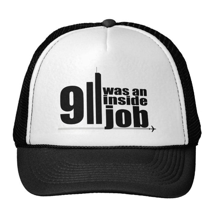 911 was an inside job trucker hat