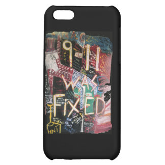 911 WAS FIXED large iPhone 5C Covers