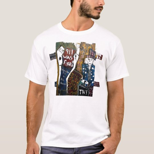 911 WAS FIXED WOOD SUPPORTS T-Shirt
