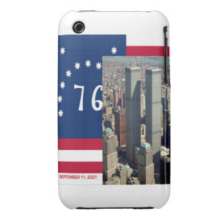 911 World Trade Center Blackberry Curve Case-Mate  iPhone 3 Cases