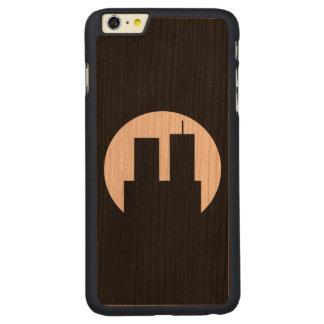 911 WTC FUNDA DE CEREZO CARVED® PARA iPhone 6 PLUS