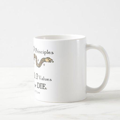912 Flag Series Coffee Mugs