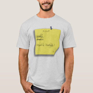 912 Post IT T-Shirt