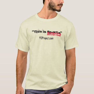 912 Project/This is America T-Shirt