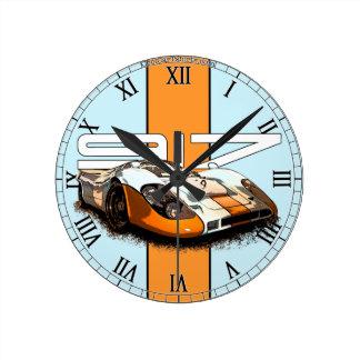 917 Clock