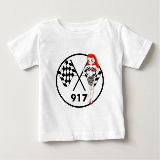 917 Peggy Pitstop Baby T-Shirt