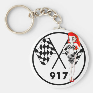917 Peggy Pitstop Keychain