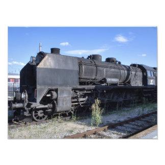 919,138 Locomotora de vapor Arte Fotográfico