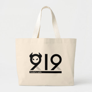 919 Collection Large Tote Bag