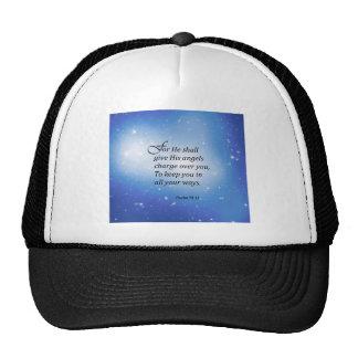 91:11 del salmo gorras
