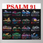 91:1 del salmo - 16 poster