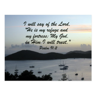 91:2 del salmo postales