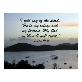 91 2 del salmo postales