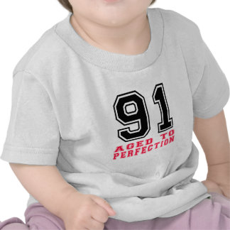 91 Aged to Perfection Tee Shirt