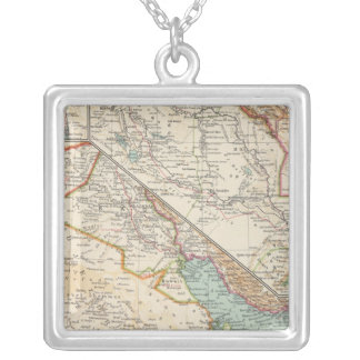 91 Arabia Silver Plated Necklace