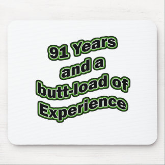 91 butt-load mouse pad