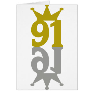 91-Crown-Reflection Card