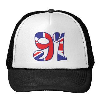 91 edad Reino Unido Gorros
