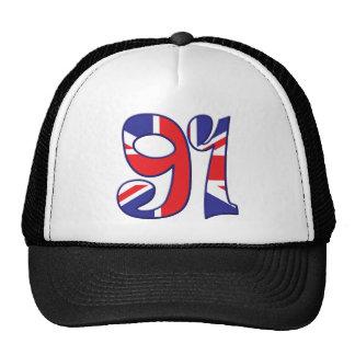91 edad Reino Unido Gorra