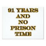 91 ninguna hora de prisión comunicado personal
