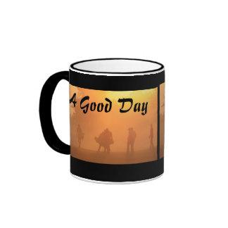 91.o Taza de café del golf de PGA