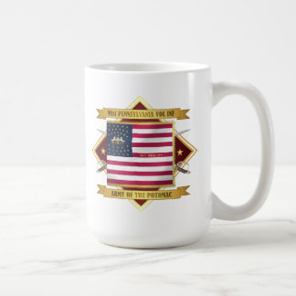 91 PA Infantry Coffee Mug
