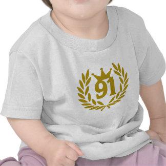 91-real-laurel-crown shirt