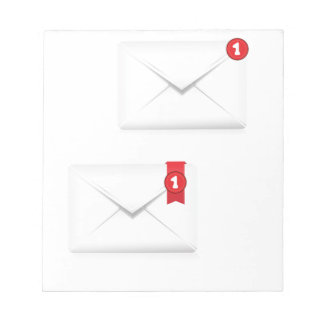 91Mailbox Alert Icon_rasterized Notepad