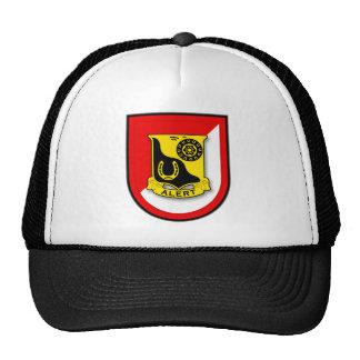 91st Cavalry Regiment - Airborne flash Trucker Hat