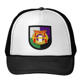 91st Civil Affairs Battalion flash Trucker Hat