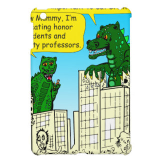 920 Monsters eat honor students for brain food Case For The iPad Mini