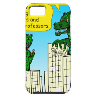 920 Monsters eat honor students for brain food iPhone SE/5/5s Case
