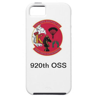 920 OSS iPhone Case iPhone 5 Cases