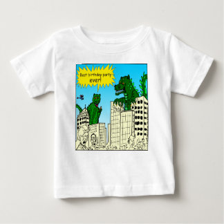 921 best birthday party ever monster said baby T-Shirt