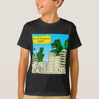 921 best birthday party ever monster said T-Shirt