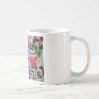 92510 CLASSIC WHITE COFFEE MUG