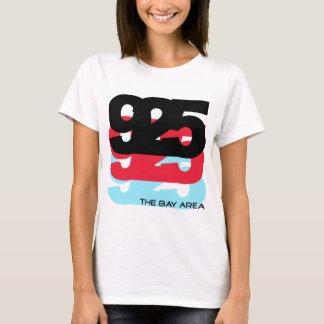 925 Area Code T-Shirt