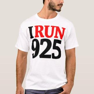 925 SHIRT/BLK-RED T-Shirt