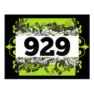 929 TARJETAS POSTALES