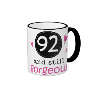92 And Still Gorgeous Birthday Gift Idea For Her Coffee Mugs